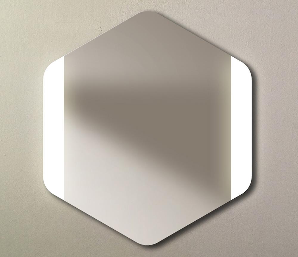 Specchio esagono itamar harari for Specchio esagonale